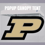 purdue boilermakers popup canopy tents football tailgating