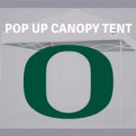 oregon ducks tailgate canopy tent pop up for sale