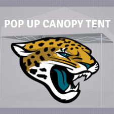 Tailgatecanopytents Jaguars Logo