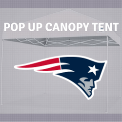 ... Tailgate Canopy Pop Up Tent ...  sc 1 st  Tailgate Canopy Popup Tents with NCAA and NFL Team Logos & NFL Team Logo AFC East Canopy Pop Up Tent for Tailgating |