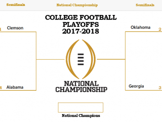 college football playoffs final four