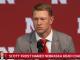 scott frost becomes new Nebraska Head football coach