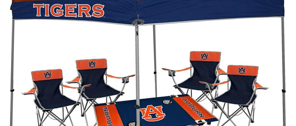 tailgate canopy tents has great value bundles for ncaa teams.