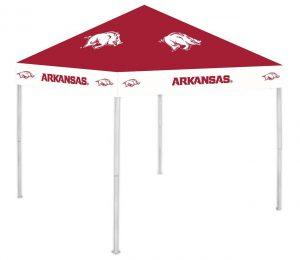 Arkansas Razorbacks Football Pop Up Canopy Tent