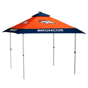Get your Denver Broncos football canopy tent on amazon now! click image to buy.