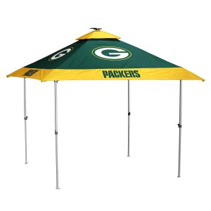 Get your Green Bay Packers football canopy tent on amazon now! click image to buy.