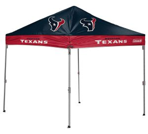 Get your Houston Texans football canopy tent on amazon now! click image to buy.