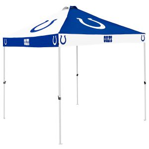 Indianapolis Colts Pop Up Canopy Tent For Tailgating