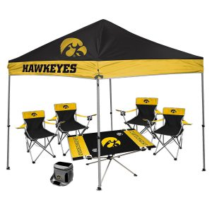 Iowa Hawkeyes Tailgate Canopy Popup Tents For Sale