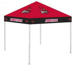 Get your Louisville Cardinals football canopy tent on amazon now! Click image to buy.