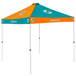 Get your Miami Dolphins football canopy tent on amazon now! Click image to buy.