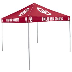 Oklahoma Sooners Tailgate Canopy Pop Up Tent