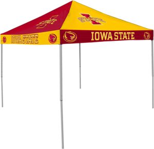 tailgatecanopytents.com has an iowa state cyclones checkerboard canopy tent for sale.