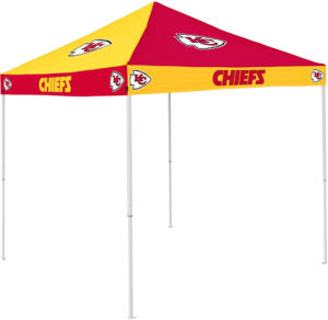 kansas city chiefs pop up canopy tent for sale.