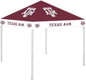texas a&m aggies tailgating tent for sale.